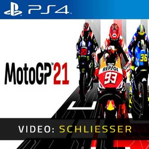MotoGP 21 Trailer Video