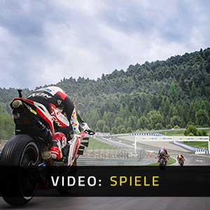 MotoGP 21 Gameplay-Video