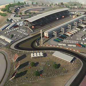 Motorsport Spanien Rennstrecke