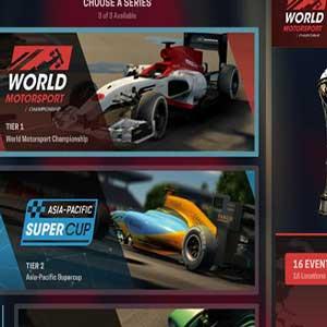 Motorsport Manager Serie Sammlung
