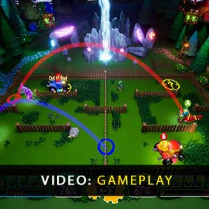 Mowin & Throwin Gameplay Video