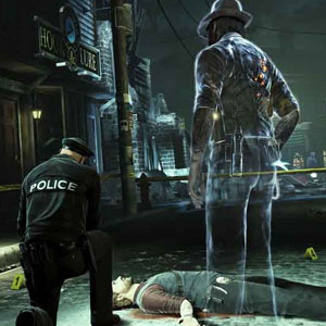 Murdered Soul Suspect PS4 Mord