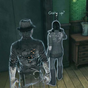 Murdered Soul Suspect PS4 Geist