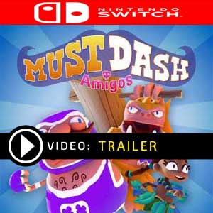 Must Dash Amigos Nintendo Switch Prices Digital or Box Edition