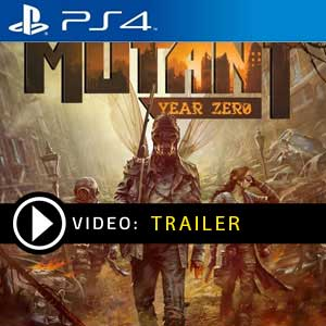 Mutant Year Zero PS4 Digital Download und Box Edition