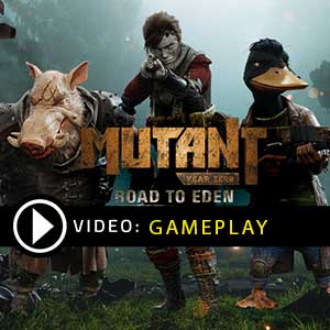 Mutant Year Zero Gameplay Video