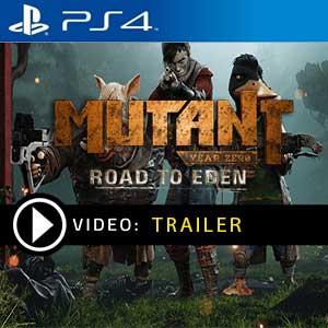 Mutant Year Zero Road to Eden PS4 Digital Download und Box Edition