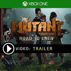 Mutant Year Zero Road to Eden Xbox One Digital Download und Box Edition