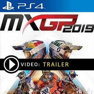 MXGP 2019 PS4 Digital Download und Box Edition