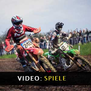 MXGP 2020 Video Gameplay