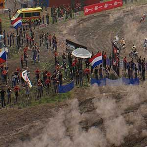MXGP Racing Feld