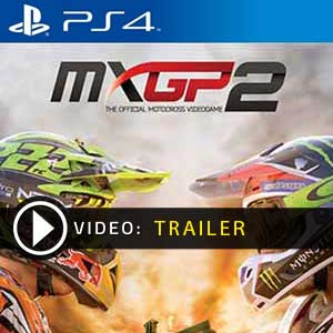 MXGP2 The Official Motocross Videogame PS4 Digital Download und Box Edition