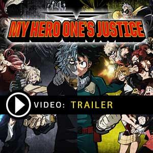 MY HERO ONE'S JUSTICE Key kaufen Preisvergleich
