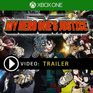 My Hero Ones Justice Xbox One Digital Download und Box Edition