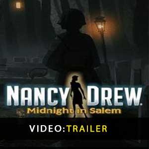 Nancy Drew Midnight in Salem