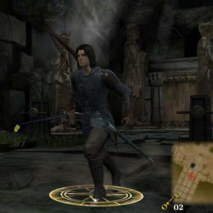 Screenshot: Prince Caspian