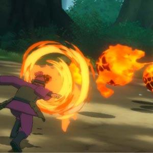 Naruto Shippuden 3 Schlacht