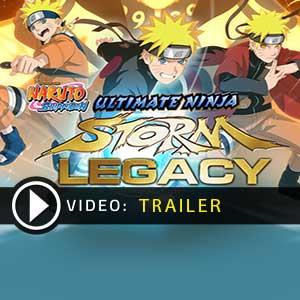 NARUTO SHIPPUDEN Ultimate Ninja STORM Legacy Key Kaufen Preisvergleich