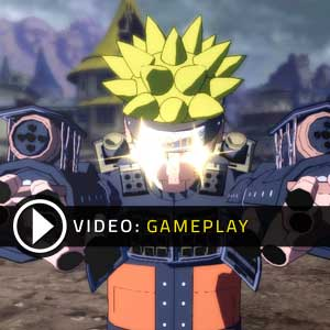 Naruto Shippuden Ultimate Ninja Storm Revolution Gameplay Video
