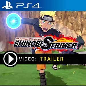 Naruto to Boruto Shinobi Striker PS4 Digital Download und Box Edition