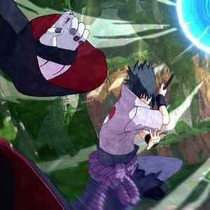 Ninjas gleichzeitig kämpfen