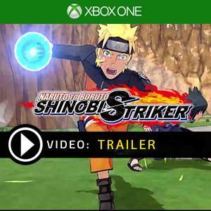 Naruto to Boruto Shinobi Striker Xbox One Digital Download und Box Edition