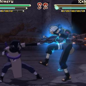 Naruto Shippuden Ultimate Ninja Storm 4 PS4 : Orochimaru VS Kakashi