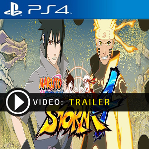 Naruto Shippuden Ultimate Ninja Storm 4 PS4 Digital Download und Box Edition