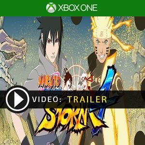 Naruto Shippuden Ultimate Ninja Storm 4 Xbox One Digital Download und Box Edition