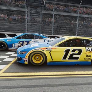 NASCAR Heat 5 - Bühne