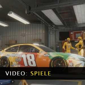 NASCAR Heat 5 Gameplay Video