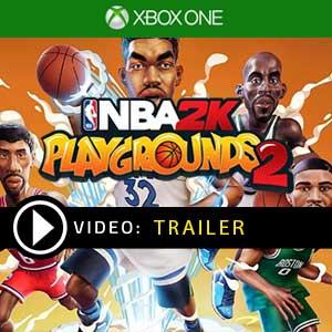 Nba 2K Playgrounds 2 Xbox One Digital Download und Box Edition