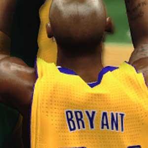 NBA 2K13 - Bryant