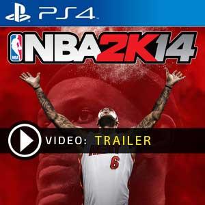 NBA 2K14 PS4 Digital Download und Box Edition