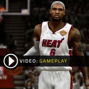 NBA 2K14 Gameplay Video