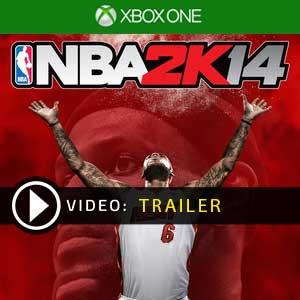 NBA 2K14 Xbox One Digital Download und Box Edition