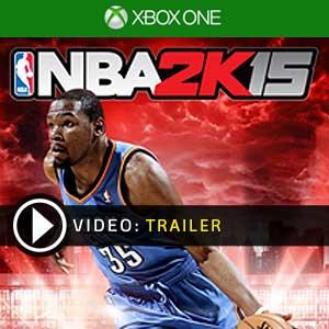 NBA 2k15 Xbox one Digital Download und Box Edition