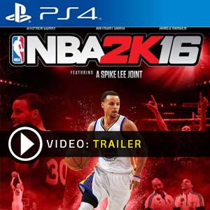 NBA 2K16 PS4 Digital Download und Box Edition