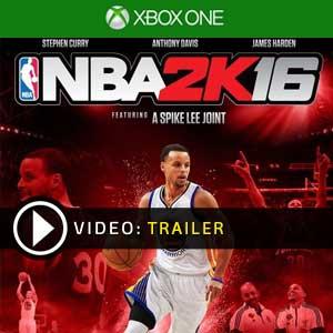 NBA 2K16 Xbox One Digital Download und Box Edition