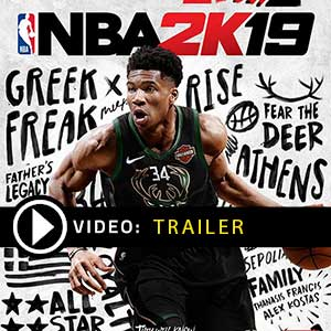 Buy NBA 2K19 CD Key Compare Prices