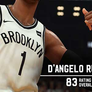 Brooklyn - D' Angelo Russell