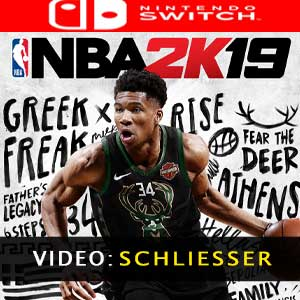 NBA 2K19 Nintendo Switch Digital Download und Box Edition