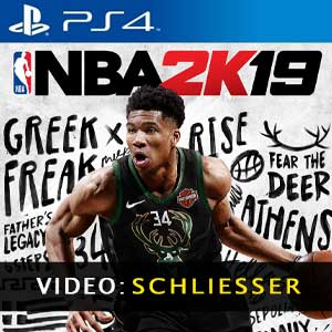 NBA 2K19 PS4 Digital Download und Box Edition