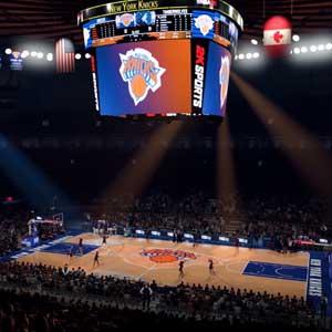 NBA 2K21 New York Knicks