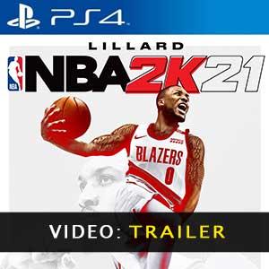 NBA 2K21-Trailer-Video