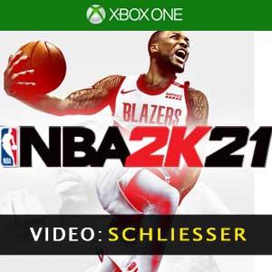 NBA 2K21 trailer video