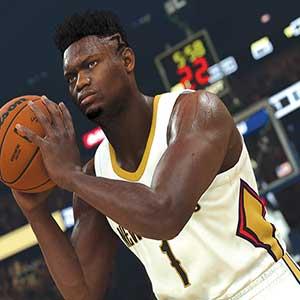 NBA 2K22 Ladebildschirm