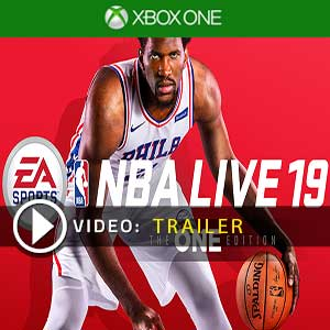 NBA LIVE 19 THE ONE EDITION Xbox One Digital Download und Box Edition