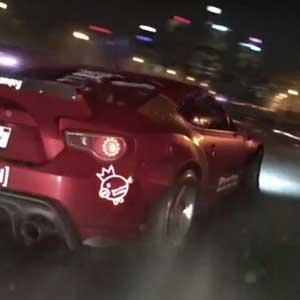 Need for Speed 2015 Xbox One Treibende