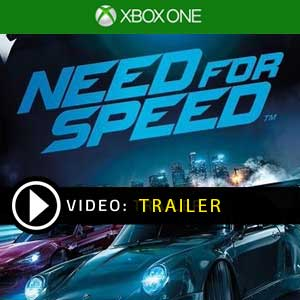 Need for Speed Xbox One Digital Download und Box Edition